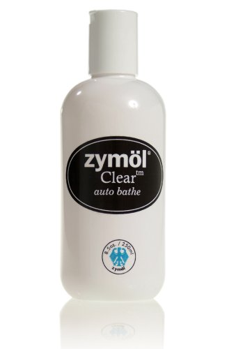(Zymol Clear Auto Bathe (2 Pack) - Two 8.5 Ounce Bottles of Zymol Clear)