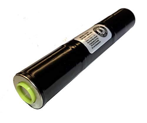 Streamlite Stinger Flashlight Battery (3 Sub C Stick Ni-CD 3.6V 1800mAh) Battery - Replacement for Streamlight 75175 Flashlight Battery