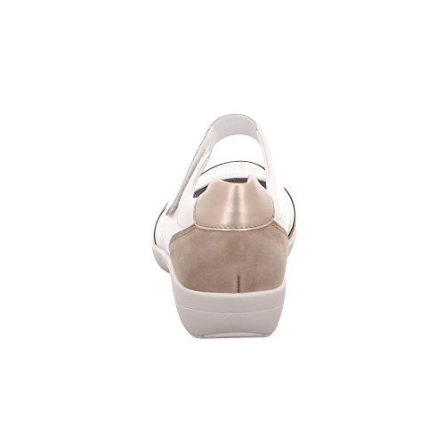 Ballerina Donna Bianco 37531 06 Ara12 xOwETq