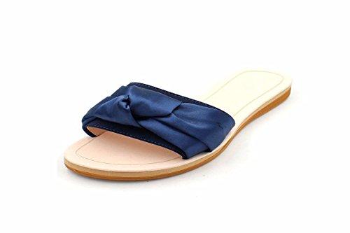 Mules sept Femme Doux t Kphy Chaussures Confortable Fond Bleu Trente Mince Filles q4f8a