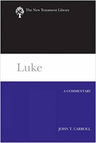 Luke (2012): A Commentary (The New Testament Library)