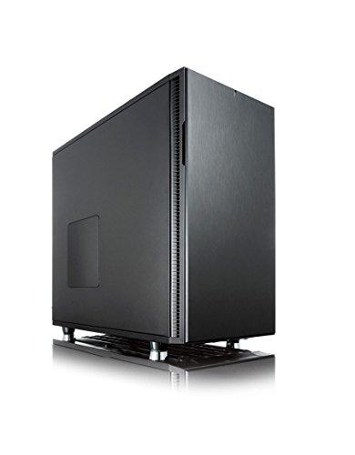 Fractal Design FD-CA-DEF-R5-BKO Case per Desktop PC, Nero