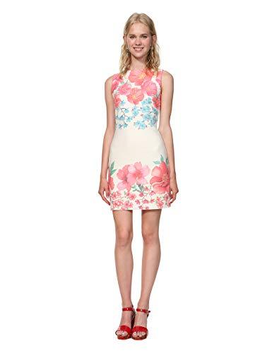 Desigual Women's Vest_YAQUEL, Blanco, EUR XL (Boohoo.com)