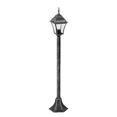 Lampadaire Traditionnel Luminaire Exterieur Lanterne De Jardin Lampe