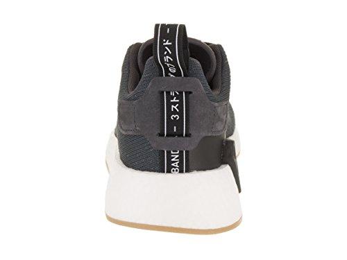 adidas Herren NMD Running Sneaker Schwarz Schwarz