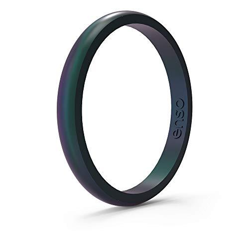 Enso Halo Legends Premium Silicone Ring Mermaid Size: