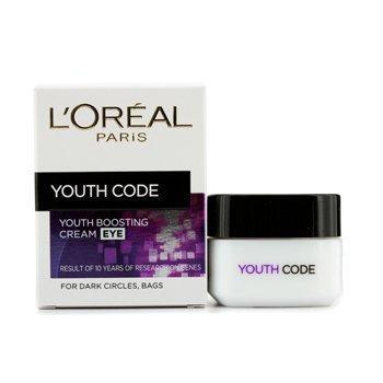 L'Oreal Youth Code Crème rajeunissante pour le contour des yeux L' Oreal
