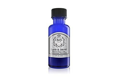 OMS Lash & Brow Growth Serum & Enhancer (Irritation Free) - Fast Results