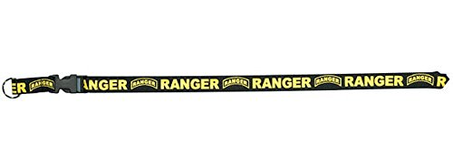 U.S. Army Ranger Tab Lanyard - Neck Strap Key Ring