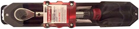 """Craftsman 9-31423 25-250 in.lbs 3/8"""" Drive Microtork Torque Wrench"""
