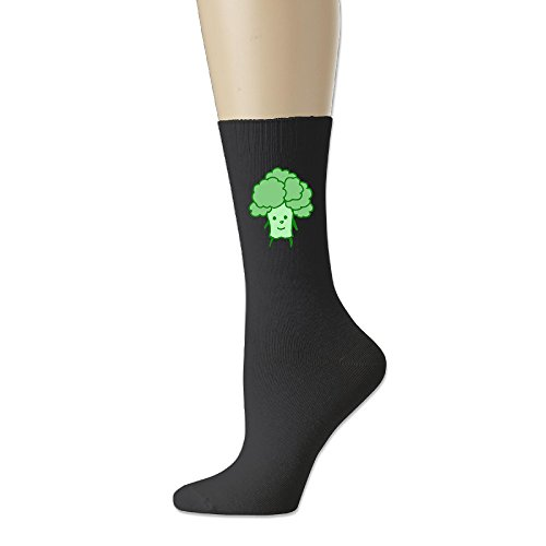 Price comparison product image Broccoli Cute Crew Cotton Pack Ankle Sock Black