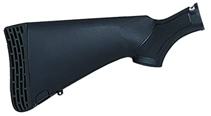 Mossberg 95223 Flex Standard Stock with 12-1/2-Inch LOP (Black, Compact)