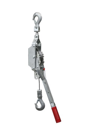 AMERICAN POWER PULL CORP 18500 Cable Puller, 1-Ton
