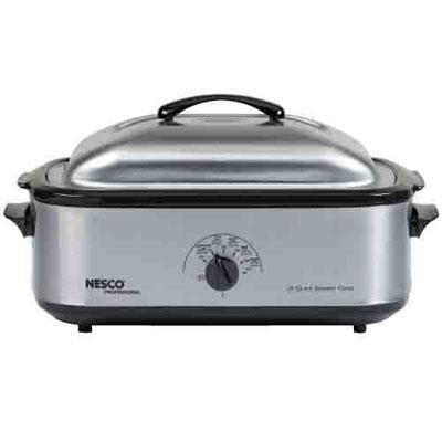 Roaster Nesco Electric - Nesco 4818-25PR 18 qt. Professional Roaster Oven -