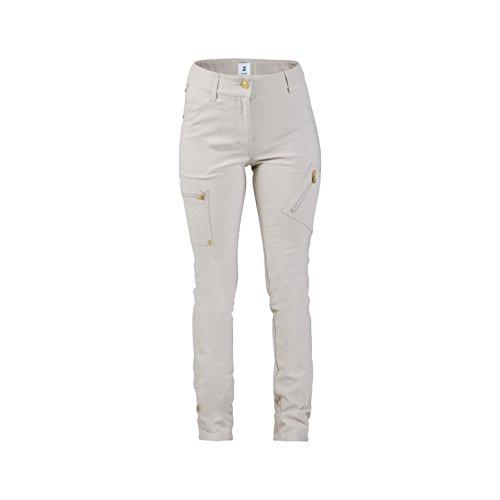 DAILY 17FW Emma pants 32 inch 763/239 310/サハラ 34(M)   B079B9NVXV