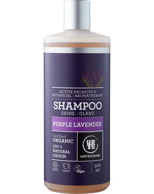 (3 PACK) - Urtekram - Lavender Shampoo Organic | 250ml | 3 PACK BUNDLE