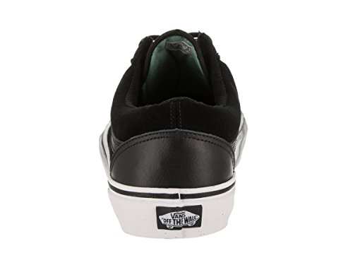 Suede Black Old Vans Wasabi Mens Skool Trainers AqpwZPw
