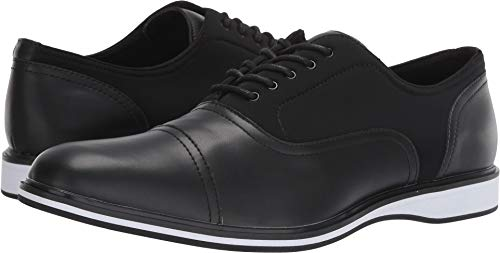 ALDO Men's Drummer Black Leather 45 D EU ()