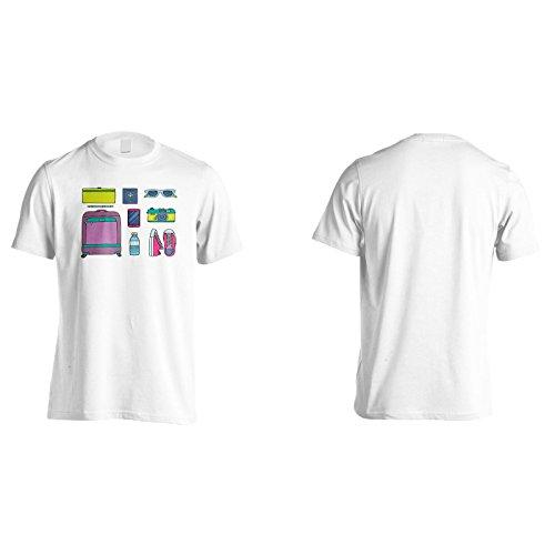 Neue Sommerreise-Element Herren T-Shirt m528m