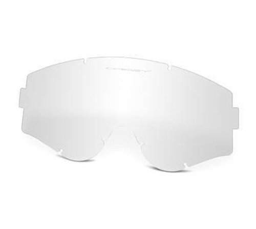 Oakley L-Frame MX Replacement Lens (Clear, One Size) (Oakley Goggle Lens Replacement)