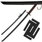 Ichigo Tensa Bankai Sword Cutting Moon