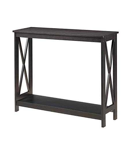 Convenience Concepts Oxford Console Table, - Table Modern Console Office