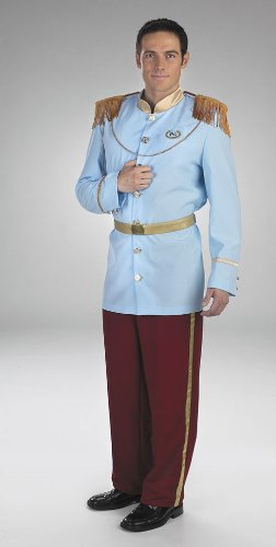 Prince Charming Prestige Adult Costume Size Standard