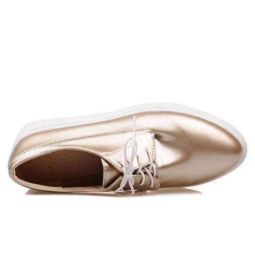 Fashion Melady Women gold 2 Sneaker Flat xgTpcUBTRq