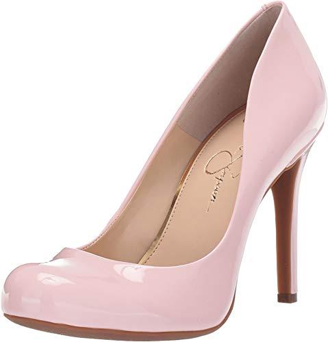 Jessica Simpson Women's Calie Millenial Pink 8.5 M US (Pink Shoes Jessica Simpson)