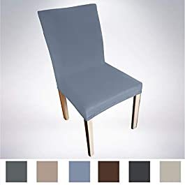 Gorilla Grip Original Velvet Fitted 1 Piece Slipcover Protectors, Stretch Soft Velvety Material, Luxurious Slip Covers, Spandex Protectors with Fasteners, Multiple Sizes and Colors Available