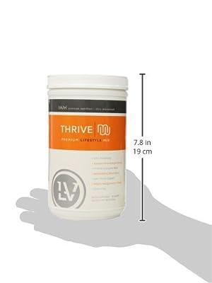 Level Premium Nutrition: Ultra Micronized Thrive Shake Mix 560 Grams