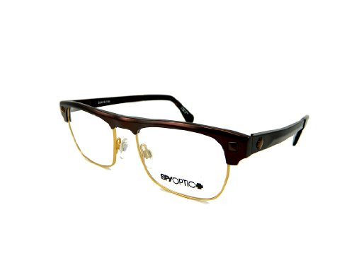 Spy - Jakson And Matte Brown With Brushed Gold - Outlet Spy Sunglasses