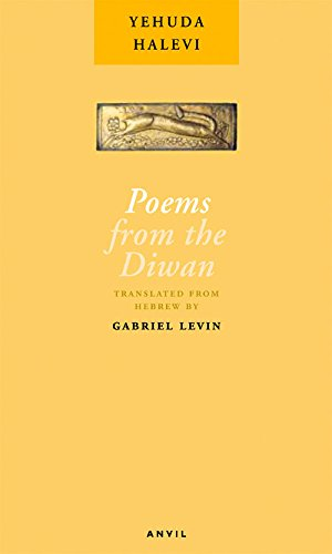 Poems from the Diwan (Poetica 32)