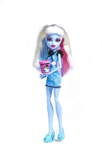 Monster High Dead Tired Abbey Bominable Doll for sale  Delivered anywhere in USA