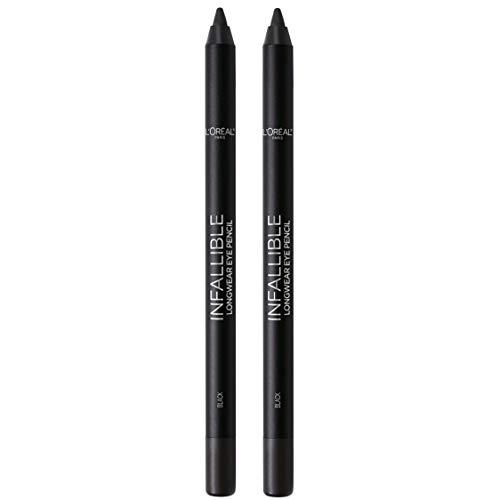LOreal Paris Infallible Waterproof Smudge Resistant
