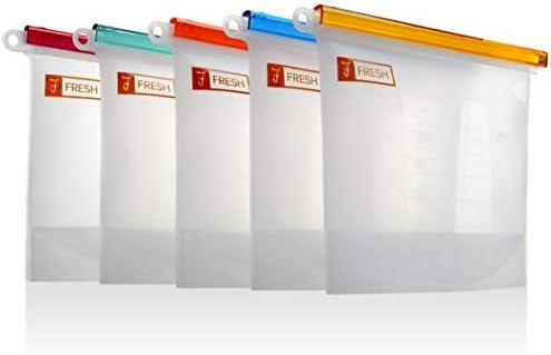 Refrigerator Organizer Fresh Sandwiches baggies product image