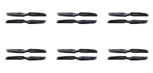 6 x Quantity of Walkera Runner 250 (R) Advanced GPS Quadcopter Drone Runner 250(R)-Z-01 Propellers Blades Props Set Self Tightening - FAST FROM Orlando, Florida USA! by HobbyFlip by HobbyFlip
