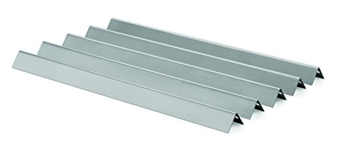 Weber 7538 Gas Grill Flavorizer Bars (15.875 x 2.125 x (Weber Genesis Barbecue)
