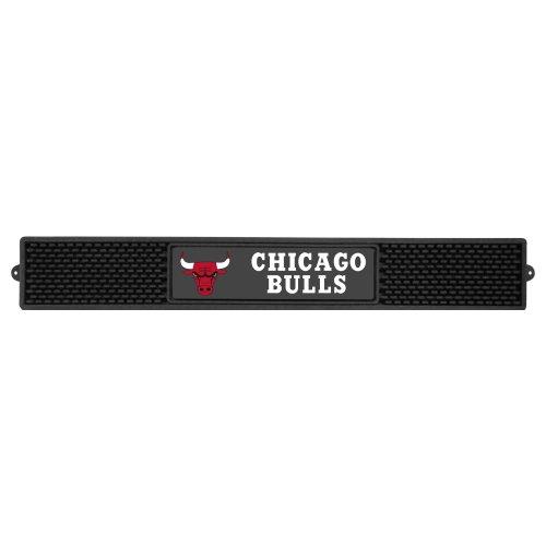Fanmats NBA Chicago Bulls Vinyl Drink Mat by Fanmats