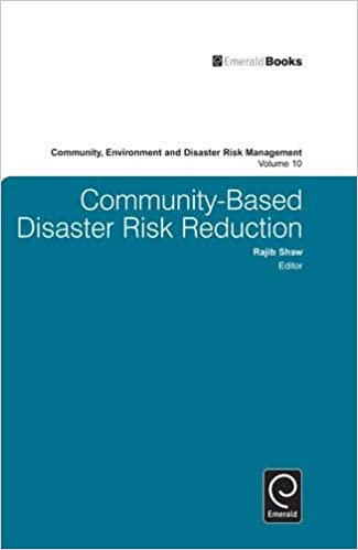 Community Based Disaster Risk Reduction: 10 (Community, Environment and Disaster Risk Management)