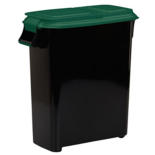 Buddeez Recycling Container 12 5 Gallon 50 Quart