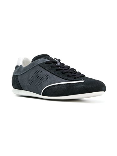 Hogan Sneakers Uomo Olympia MOD. HXM0520G752I7O697U Blu Estilo De La Moda En Línea dEDFrh8FP
