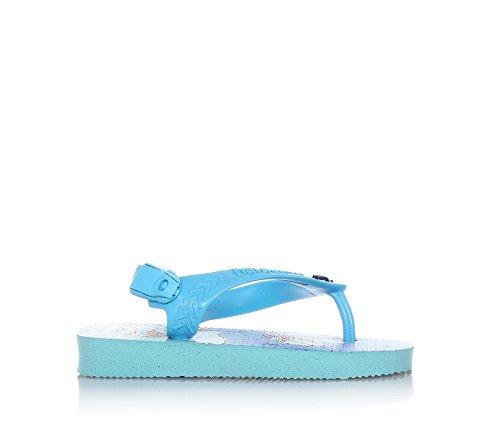 Flip Flop Ice Blue Havaianas Baby-Disney Classics Donald Duck Rubber Blue