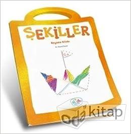 Sekiller Boyama Kitabi M Ahmet Demir 9786051594811 Amazon