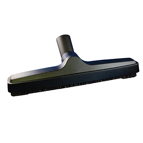 Tool Bare Floor - 12in Deluxe Central Vacuum Accessory Floor Brush