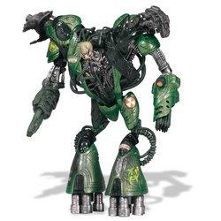 (McFarlane Toys Spawn Cyber Units: Brute Unit 001 - Green)