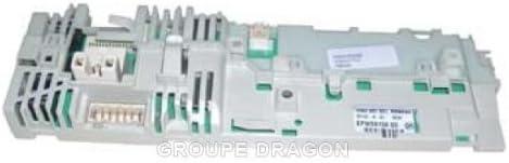 Bosch B/S/H – Módulo electrónico de control para Lava Ropa Bosch ...