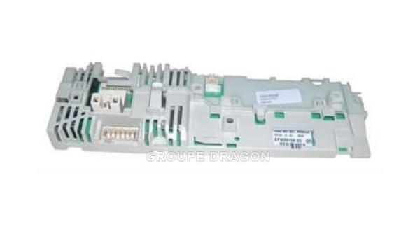 Bosch B/S/H – Módulo electrónico de control para Lava Ropa Bosch B ...