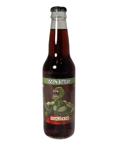 Avery's Zombie Dead World Goon Bitters Cherry Cola 12oz Bottle made in Connecticut
