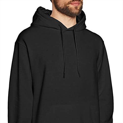 Cncoメンズパーカーセーターファッション長袖トップフード付きスウェットシャツ